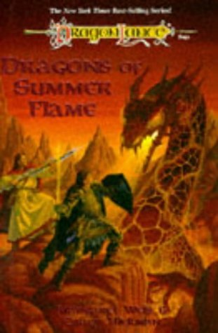 Dragons of Summer Flame (Dragonlance: The Second Generation #2)
