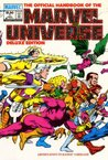Essential Official Handbook of the Marvel Universe - Deluxe Edition, Vol. 1