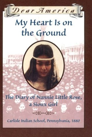 My Heart is on the Ground by Ann Rinaldi