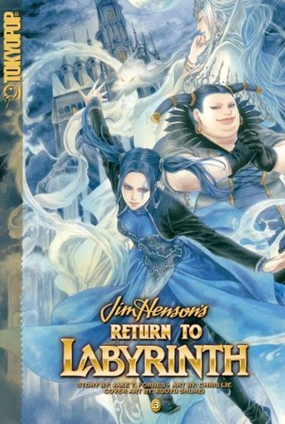 Return to Labyrinth, Vol. 3 by Jake T. Forbes