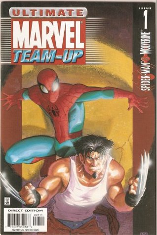 Ultimate Marvel Team-Up #1 (Spiderman and Wolverine, Vol.1)