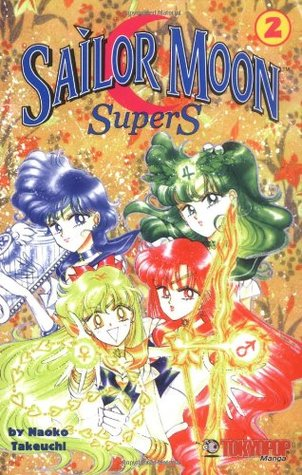 Sailor Moon SuperS, #2 (Sailor Moon SuperS, #2)