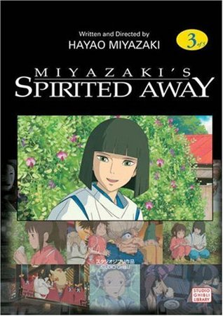 Spirited Away, Vol. 3
