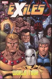 Exiles, Volume 13: World Tour, Book 2 (The Exiles #13)