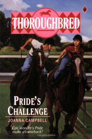 Pride's Challenge Thoroughbred Series #9
