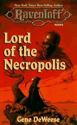Lord of the Necropolis by Gene DeWeese