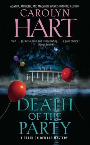 Death of the Party by Carolyn G. Hart