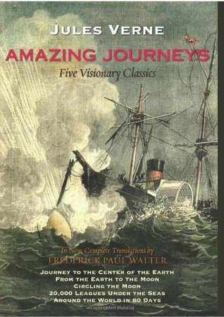 Amazing Journeys by Jules Verne