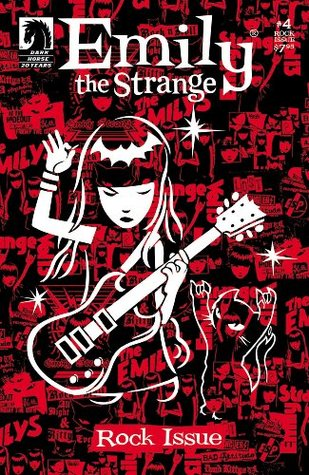 Emily the Strange by Rob Reger
