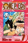One Piece, Volume 07: The Crap-Geezer (One Piece, #7)