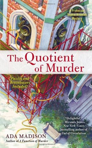 The Quotient of Murder (Sophie Knowles #4)
