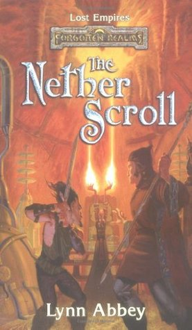 The Nether Scroll by Lynn Abbey