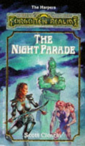 The Night Parade Forgotten Realms The Harpers 4 By border=