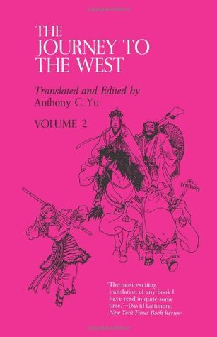 The Journey to the West, Volume 2 by Wu Cheng'en