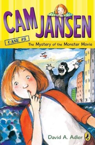 The Mystery of the Monster Movie by David A. Adler