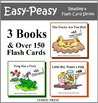 Set of 3 Sight Word Books in 1! - 3 Easy Readers that are over 90% Sight Words! (The Ducks are Too Hot, Frog Has a Party & Little Boy Wants a Fish) (Easy-Peasy Reading & Flash Card Story Collection)