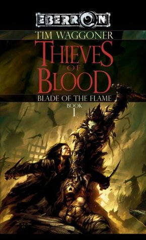 Thieves of Blood by Tim Waggoner