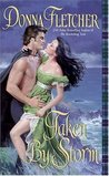 Taken By Storm (Highlander Duo, #1)