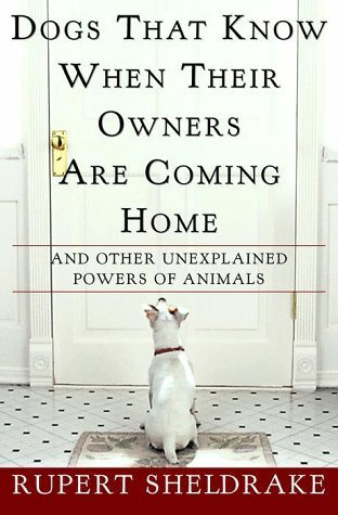 Dogs That Know When Their Owners Are Coming Home & Other Unex... by Rupert Sheldrake