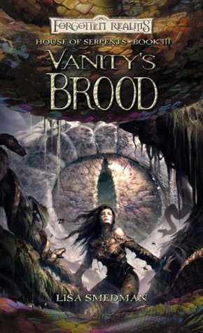 Vanity's Brood (Forgotten Realms: House of Serpents #3)