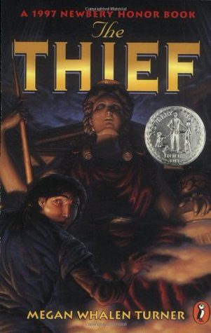 The Thief by Megan Whalen Turner