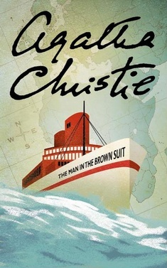The Man in the Brown Suit by Agatha Christie