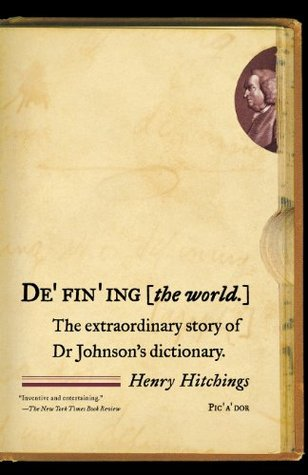 Defining the World by Henry Hitchings
