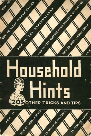 Household Hints: 205 Other Tricks and Tips