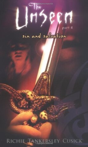 Sin and Salvation by Richie Tankersley Cusick