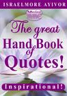 The Great Hand Book of Quotes