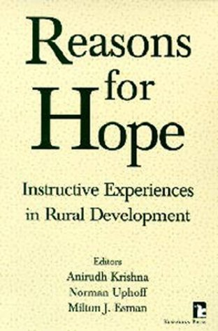 Reasons for Hope by Norman Uphoff