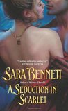 A Seduction in Scarlet (Aphrodite's Club, #1)