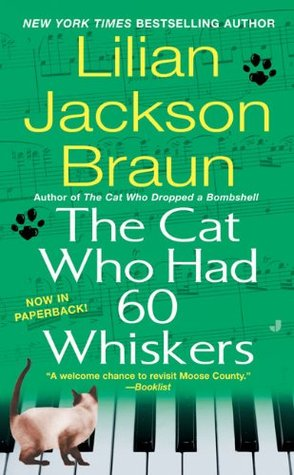 The Cat Who Had 60 Whiskers (Cat Who... #29)