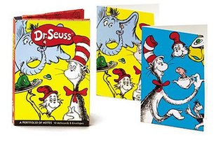 Dr. Seuss Characters Portfolio of Notes