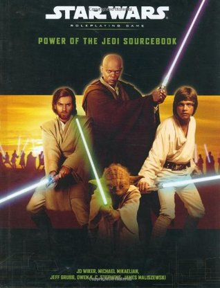 Power of the Jedi Sourcebook: A Star Wars Accessory