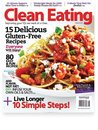 Clean Eating Magazine (March 2012) - 15 Delicious Gluten-Free Recipes Everyone Will Enjoy!