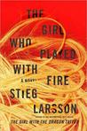 The Girl Who Played With Fire (Millennium #2)