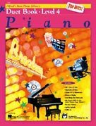 Alfred's Basic Piano Course: Top Hits! Duet Book 2 (Alfred's Basic Piano Library)