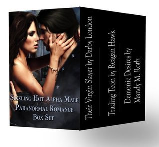 sizzling hot alpha male paranormal romance box set