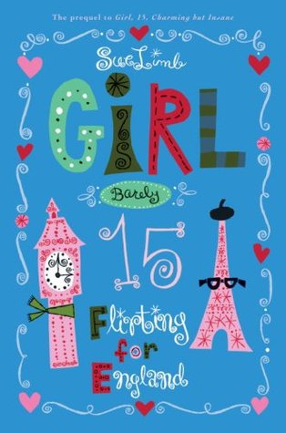 Girl, Barely 15 by Sue Limb