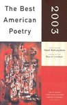 The Best American Poetry 2003 (Best American Poetry)