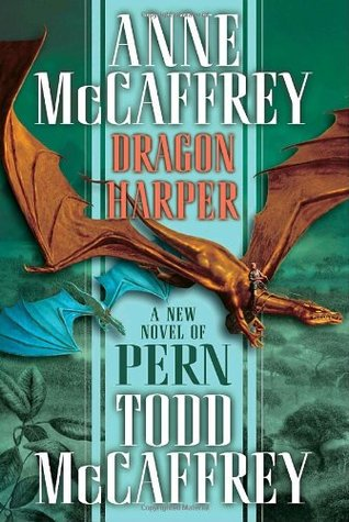Dragon Harper by Anne McCaffrey