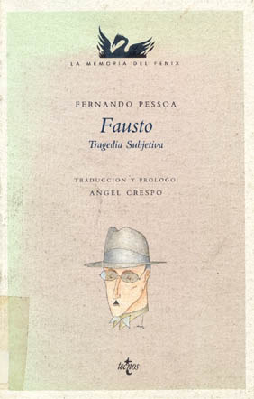 Fausto, Tragédia Subjectiva