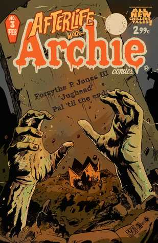 Afterlife with Archie #3: Sleepover