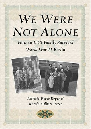 We Were Not Alone by Patricia Reece Roper