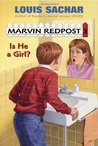 Marvin Redpost: Is He a Girl? (Marvin Redpost, #3)