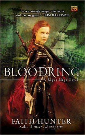 Bloodring (Rogue Mage, #1)