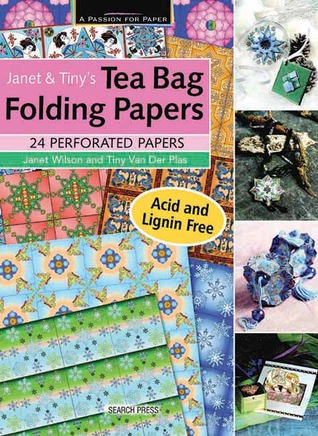 Janet & Tiny's Teabag Folding Papers