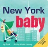 New York Baby: A Local Baby Book