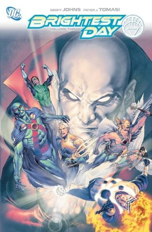 Brightest Day, Vol. 3 by Geoff Johns